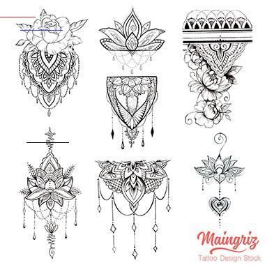 Lace Garter Download Tattoo Design 1 In 2020 Lace Tattoo Design Lace Tattoo Geometric Tattoo Design