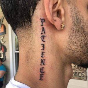 Neck Tattoos Designs Meanings Jhaiho Medium Neck Name Tattoo Ideas Art Elegant Tattoos Tattoo 33 Cool Nec In 2020 Neck Tattoo Small Neck Tattoos Neck Tattoo For Guys