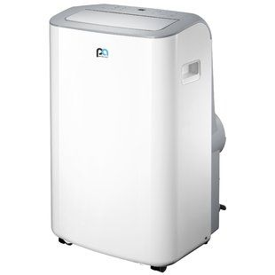12000 Btu Portable Air Conditioner With Remote From Perfect Aire Portable Air Conditioner Standing Air Conditioner Portable Air Conditioners