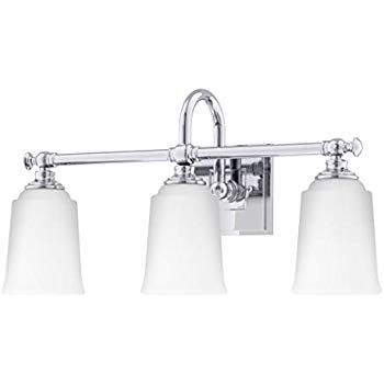 Park Harbor Phvl2123bn Antonia 3 Light 21 Wide Bathroom Vanity