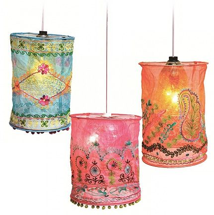 lamp shade that perfectly match your interior   Crafts   Pinterest ...