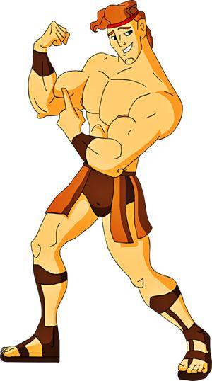 Walt Disney Characters Fan Art: Walt Disney Fan Art - Hercules