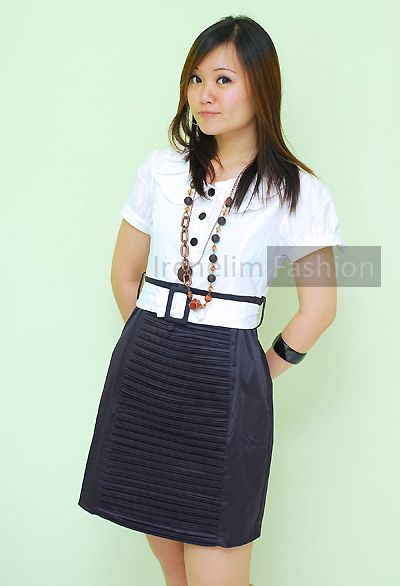 Office Attire Pleated Skirt Stylish Wear Malaysia Online Boutique My Style Pinboard Pinterest And