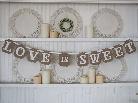Hey, I found this really awesome Etsy listing at http://www.etsy.com/listing/123006616/love-is-sweet-banner-for-weddings