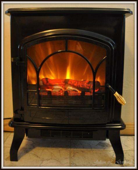 750 1500 watt wood stove style electric heater rh pintower com