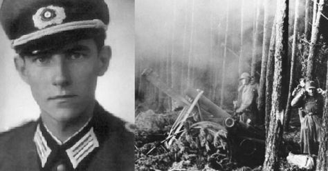 The Heroic German Officer Who Gave His Life Trying To Save An