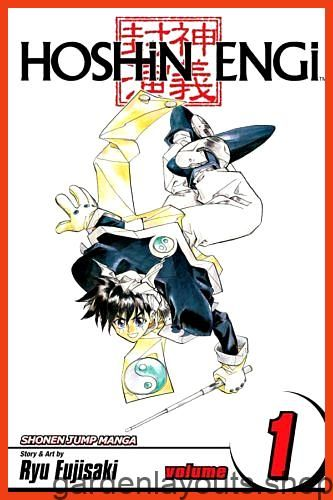 Hoshin Engi Manga Online Free
