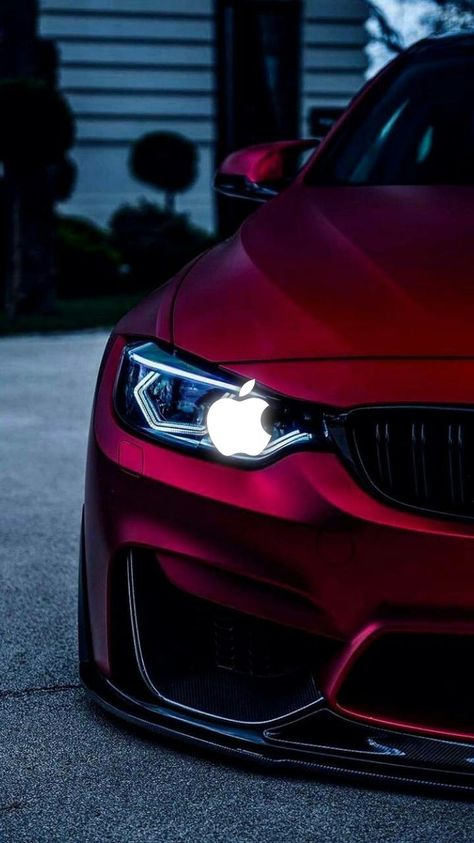 Download And Save Bmw Car Iphone Wallpapers With Apple Logo Cars