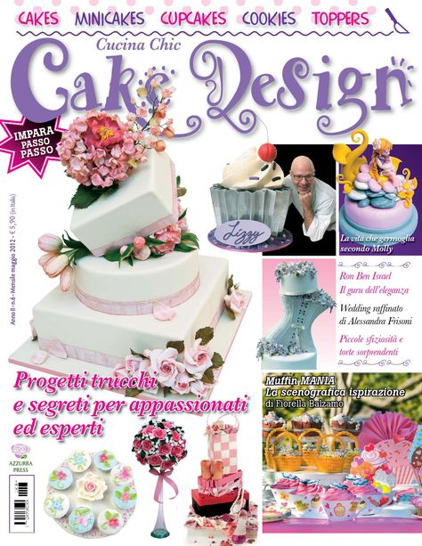 8 Best images about cake design on Pinterest   Polymers, Colors ...