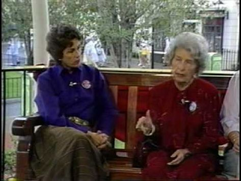 (Part 2) Interview with Lillian, Diane, and Walt's granddaughter.