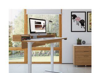 16 Best Stand Up Desk Ideas For Work Space In 2019 Co Hinh ảnh