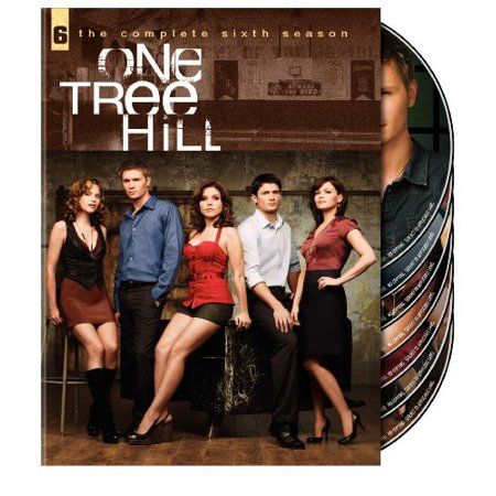 One Tree Hill The Complete Sixth Season Dvd Walmart Com One Tree Hill Seasons One Tree Hill Dvd One Tree Hill