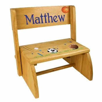 Personalized Kids Step Stools Over 70