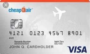 Cheapoair Credit Card Login Online With Images Credit Card