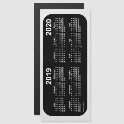 2019 2020 Smokey Neon School Year Calendar By Janz Calendars