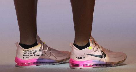 Nike x Virgil Abloh for Serena Williams