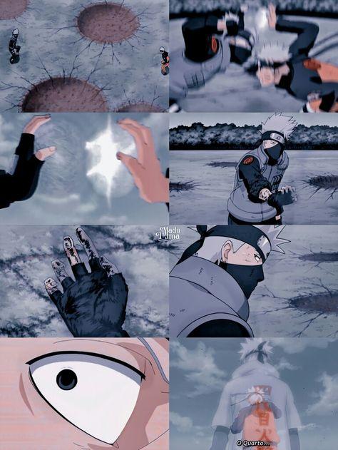 Tirinha Naruto Shippuden: Kakashi vê o Quarto Hokage no Naruto