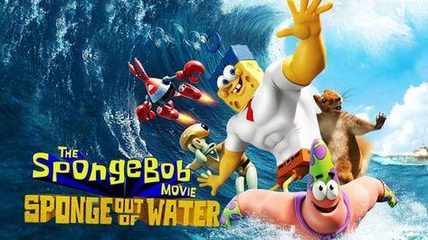 SpongeBob SquarePants' next movie tells his origin story