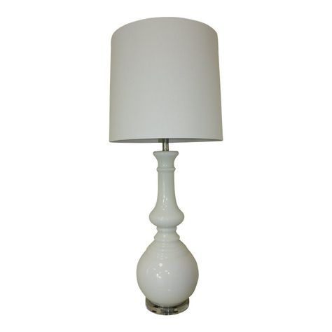 Contemporary White Glass Table Lamp Shade Table Lamp Shades Table Lamp White Lamp Shade