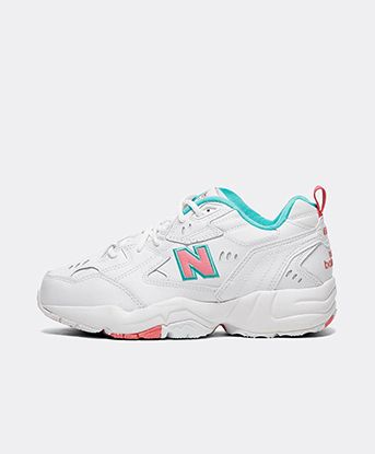 New Balance 608 Yellow left side view   shoes in 2019