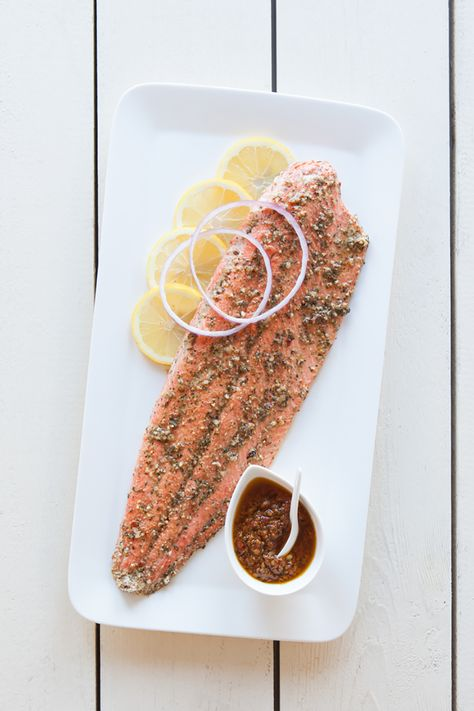 #Epicure Grilled Salmon