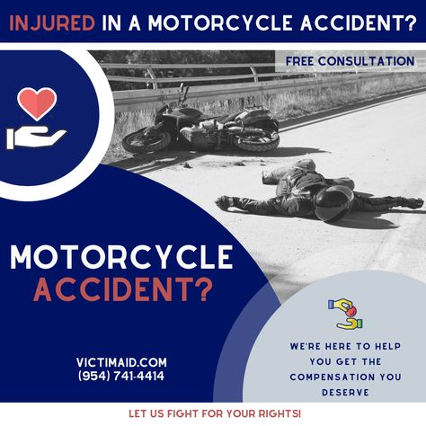 Florida ranked #1 in the United States for motorcycle fatalities - Victimaid - Jason Turchin Lawyer