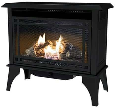 Comfort Glow Gsd2846 Dual Fuel Gas Stove Gas Stove Fireplace