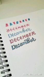 December header title ideas. 🖊🗒☕🌧 - #December #Header #Ideas #Title