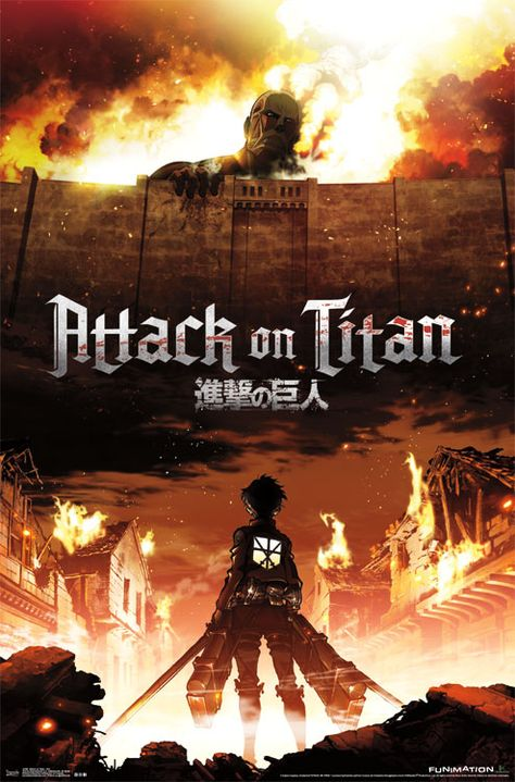 Attack On Titan Netflix, Attack On Titan Anime, Watch Attack On Titan, American Dad, Breaking Bad, South Park, Rick And Morty, Gotham, Poster Wall