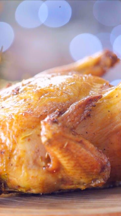 Ayam Panggang Utuh : panggang, ROAST, CHICKEN