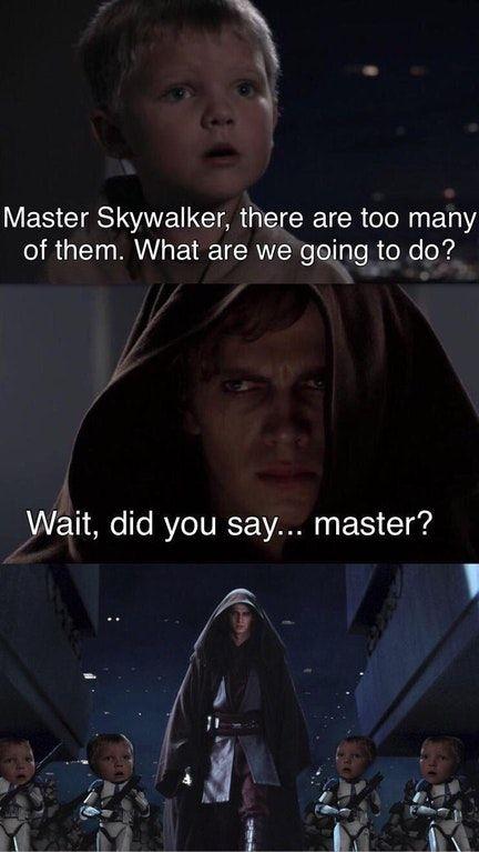 My New Empire Prequelmemes Star Wars Empire Humor