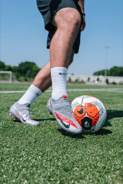 Nike Neighborhood Pack Phantom Vision 2 Elite Df Fg Firm Ground Soccer Cleat Metallic Bomber Grey In 2020 Nike Football Soccer Cleats Soccer Gear