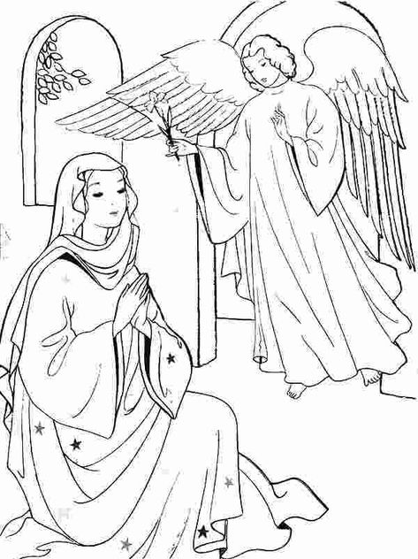 Coloring Book Jesus Appears To Mary Coloring Pages More Than 44