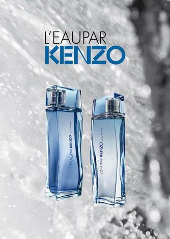 EAU PAR KENZO   EAU DE TOILETTE   Parfum Homme, Eau de Toilette et Eau Indigo   KENZO Parfums France