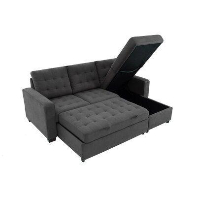 Serta Futons Bryson Sleeper Wayfair Sofa Bed With Storage