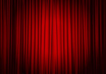 Closed Red Curtain Background And Spotlight Theatrical Drapes Sponsored Curtain Red Closed Background Drapes Ad In 2020 Red Curtains Curtains Drapes