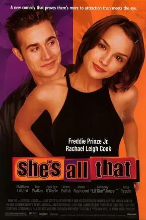 Movie Inspiration: She's All That - College Fashion