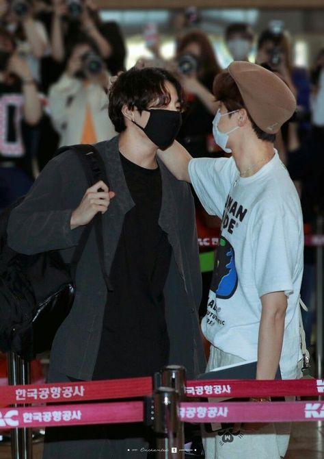 #BTS at Gimpo Airport - Japan