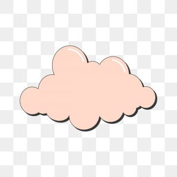 Pink Cute Cloud Clipart Icon Logo Symbol Logo Vector Cloud Vector Pink Vector Free Clip Art Clip Art Hello Kitty Backgrounds
