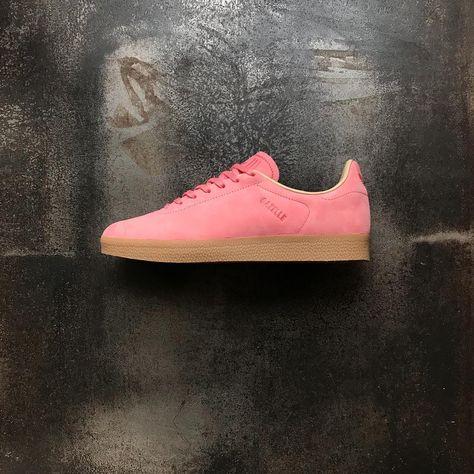 801f9d2a6b5c1 COM ( wellgosh) op Instagram   adidas Originals Gazelle Decon in Tactile  Rose 🌹Available now £89.95 . . .  adidasOriginals…