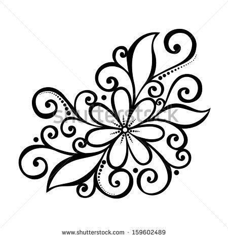 صورة ذات صلة Flower Drawing Design Flower Pattern Drawing Flower Drawing