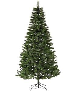 75 Argos Home Northstar 8ft Mixed Christmas Tree Green Green Christmas Tree Pre Lit Christmas Tree Cone Christmas Trees