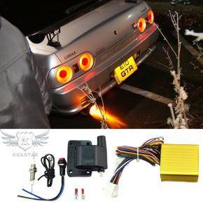 Fire Exhaust Flame Thrower Kit Car Kit Cars Car Mods Flamethrower