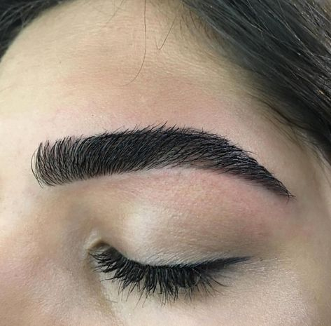Sombrancelha grossa also perfect black natural brow hair pin amerishabeauty eyebrowsfillin rh br pinterest
