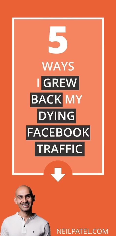 How I Grew My Dying Facebook TrafficHome » Blog » Social Media » How I Grew My Dying Facebook TrafficIs it me, or does Facebook just want to keep you on Facebook?Every time I post a link to my site, I get less and less traffic. And it's been this way for years.In other words, my organic reach on Facebook was dying.And to make matters worse, they give you hope every time they launch a new feature. #facebook #facebookmarketing #digitalmarketing #socialmedia #facebooktips #facebookideas #traffic