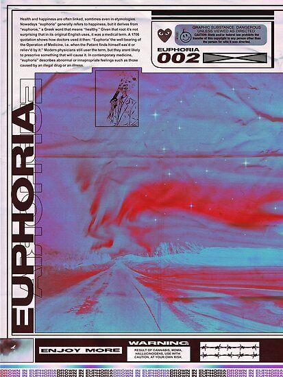 EUPHORIA / Poster Design Poster