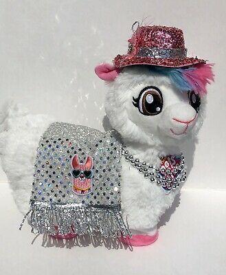 Boppi Bootie Shakin Llama Pets Alive Dancing 3 Piece Blingin Saddle Hat Beads Ebay Tobago Fun Accessory Pets