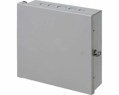 Sponsored Ebay Arlington Eb1212 1 Electronic Equipment Enclosure Box 12 X 12 X 4 Non Metal Locker Storage Power Backup Back Plate