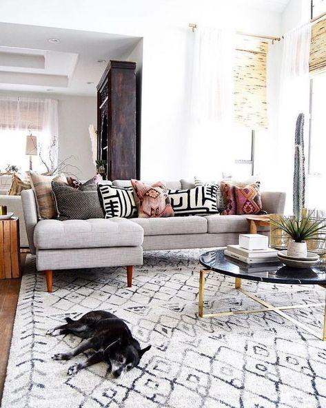25 Neutral Living Room Warm Decor