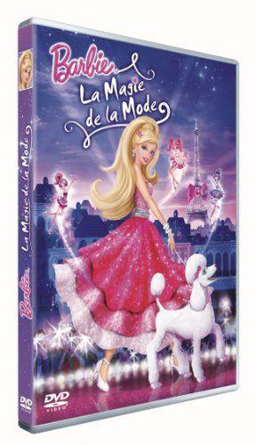 Barbie La Magie De La Mode Barbie Et Son Chien Sequin